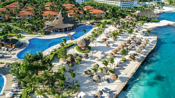 Mexico, Ocean Maya Royale By H10