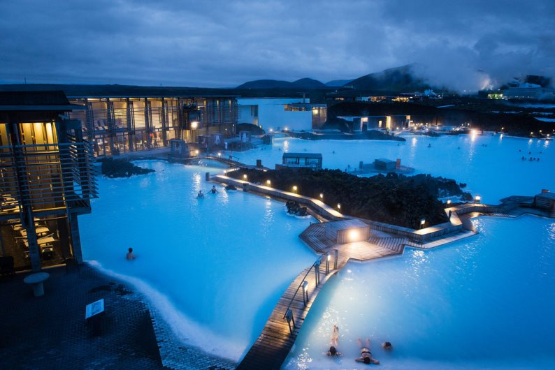 Iceland The Blue Lagoon & Golden Circle
