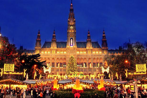 Magical Vienna Pre Christmas Break