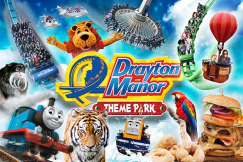 Drayton Manor & Cadbury World