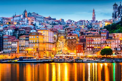 Porto short break