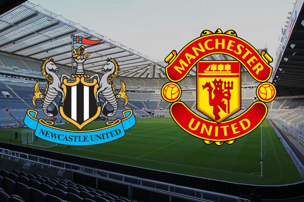 Manchester United V Newcastle Untied