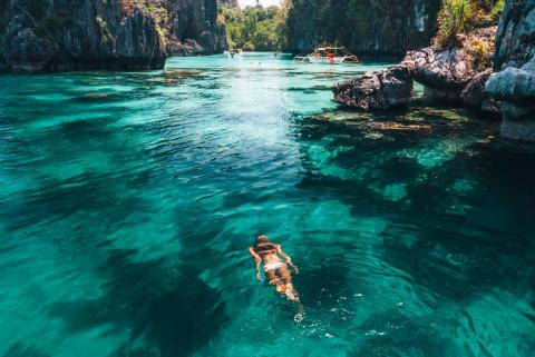 Fall in love with the Philippines