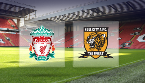 Liverpool x Hull City